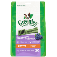 Greenies for dogs Bursting Blueberry Petite 340g