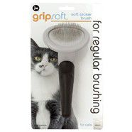 Gripsoft - Slicker Brush - soft pins - For Cats