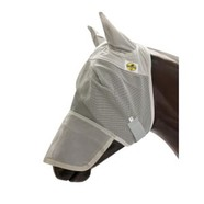 HorseMaster Fly Mask with Nose & Ears MEDIUM