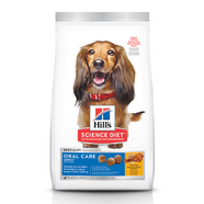 Hills Science Diet Adult Oral Care Dry Dog Food