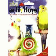 Insight Bird Toy Hypno Wheel