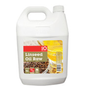 Linseed Oil Raw 1 Litre IO