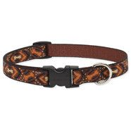 Lupine 13- 22 Medium Dog Collar Down Under 3/4 inch thick, Adjustable 13-22 inches