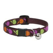 Lupine Cat Collar Candy Apple