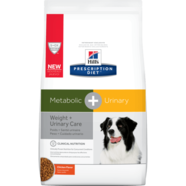 Hills Prescription Diet Canine Metabolic + Urinary 3.85kg
