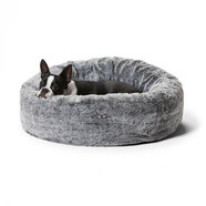 Snooza Cuddler Chinchilla Bed Medium