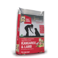Meals for Mutts Kangaroo and Lamb Dry Dog Food