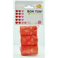 Bon Ton Poop Dispenser Classic Refills: Red Heart