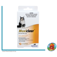 Moxiclear For Cats Over 4kg