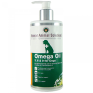 Natural Animal Solutions Omega Oil 3,6 & 9 1000mls