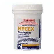 Nycex Disinfectant Powder - 50gms