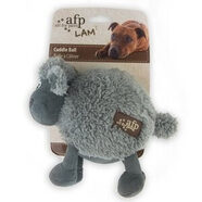 AFP Cuddle Ball Dog Toy 15 x 15cm