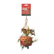 Birdie Foraging Box Bird Toy Small 20x10cm
