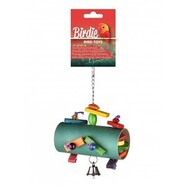 Birdie Foraging Barrel of Surprises Toy 15x7cm