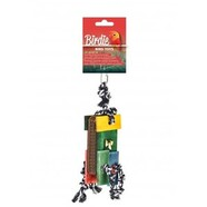 Birdie Foraging House Bird Toy 30x8cm
