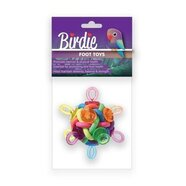 Birdie Binkies Ball Foot Toy Large 11cm