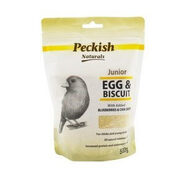 Peckish Junior Egg & Biscuit Blueberry