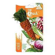 Veggie Patch Carrot Chew Toy 14cm