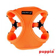 Puppia Neon Harness C Small Orange