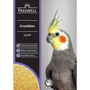 Passwell Parrot Crumbles