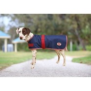 Thermo Master 600D Dog Coat Navy 76cm