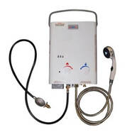 PortaHot L5 Tankless  Gas Water Heater