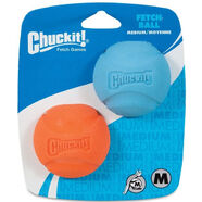 Chuckit Small Fetch Balls 2 pack