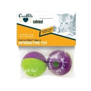 "Go!Cat!Go! Play-N-Treat BALL 2.5"" (6cm)"