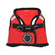 Puppia Soft Mesh Red Vest