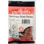 Purr-Fection Roast Chicken Cat Treats 60gm