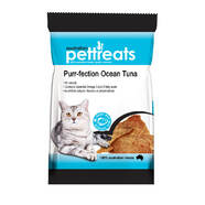 Purr-Fection Ocean Tuna Cat Treats 40gm