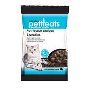 Purr-Fection Seafood Lovables 80g