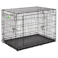 "Midwest Contour Dog Crate with Double Door 36""/90cm"