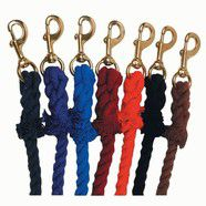 Lead Rope Heavy Cotton