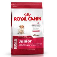Royal Canin Canine Medium Junior 4kg