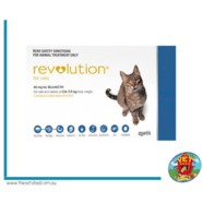 Revolution Blue 3pk - Cats