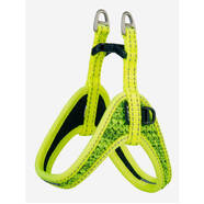 Rogz Fast Fit Harness Yellow Medium/Large