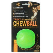 Treat Dispensing Chew ball Medium