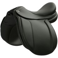 Tekna Show Pony Saddle Black