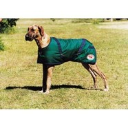 Thermomaster Supreme Dog Coat Hunter Green/Navy  46cm *CLEARANCE*