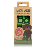 Beco Degradable Unscented Poop Bags 120 pack
