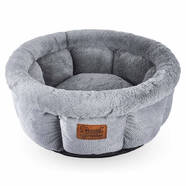 Freezack Dream Oval Cat Bed Grey