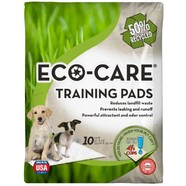 Simple Solution Eco-Care Puppy Training Pads 53cm x 55cm 10 pack