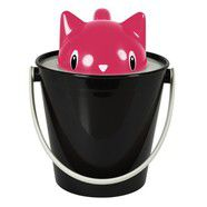 Crick-Cat Dry Food Container