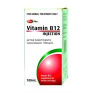Value Plus Vitamin B12 injection 100ml *OUT OF STOCK**