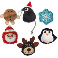 Kong Holiday Scrattles Assorted Cat toys