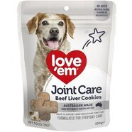 Love ' Em Beef Joint Care Cookies 250g