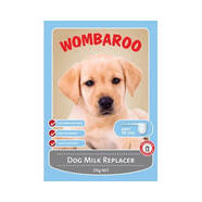 Wombaroo Dog Milk Replacer 215gm