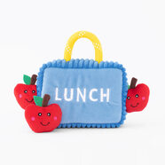 Zippy Burrow Lunch Box with Apples