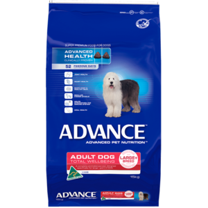 Advance Dog Dry Adult large giant breed lamb and rice 15kg
